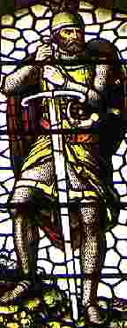 Robert The Bruce - Church Glass