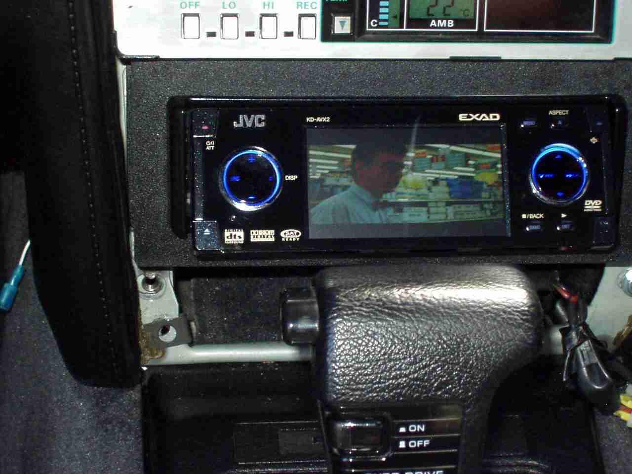 Jvc Kd Avx2 Installation